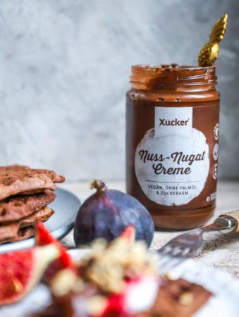 Xucker Nuss-Nougat Creme Xylit